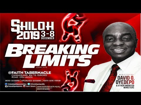 SHILOH 2019 VISITATION DAY 2 DAY 3 BREAKING NIGHT encounter